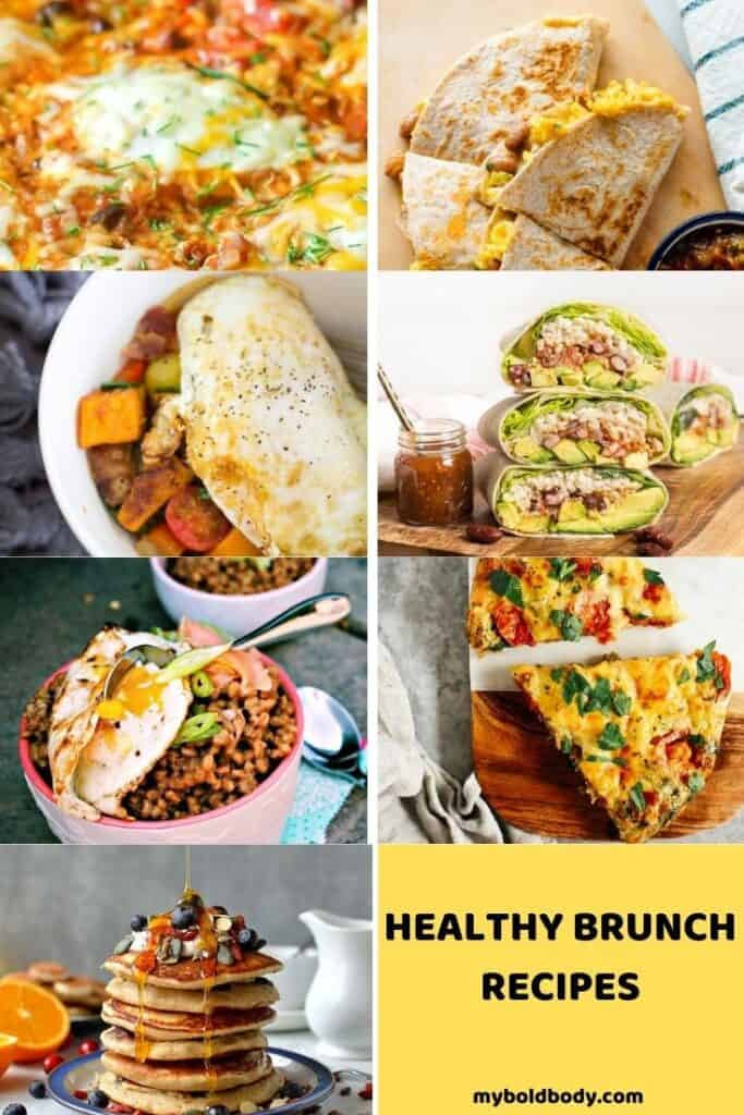 7 day Intermittent Fasting Meal plan Brunch