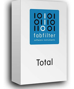 FabFilter Total Bundle 2021.5 Full Version With License Lifetime