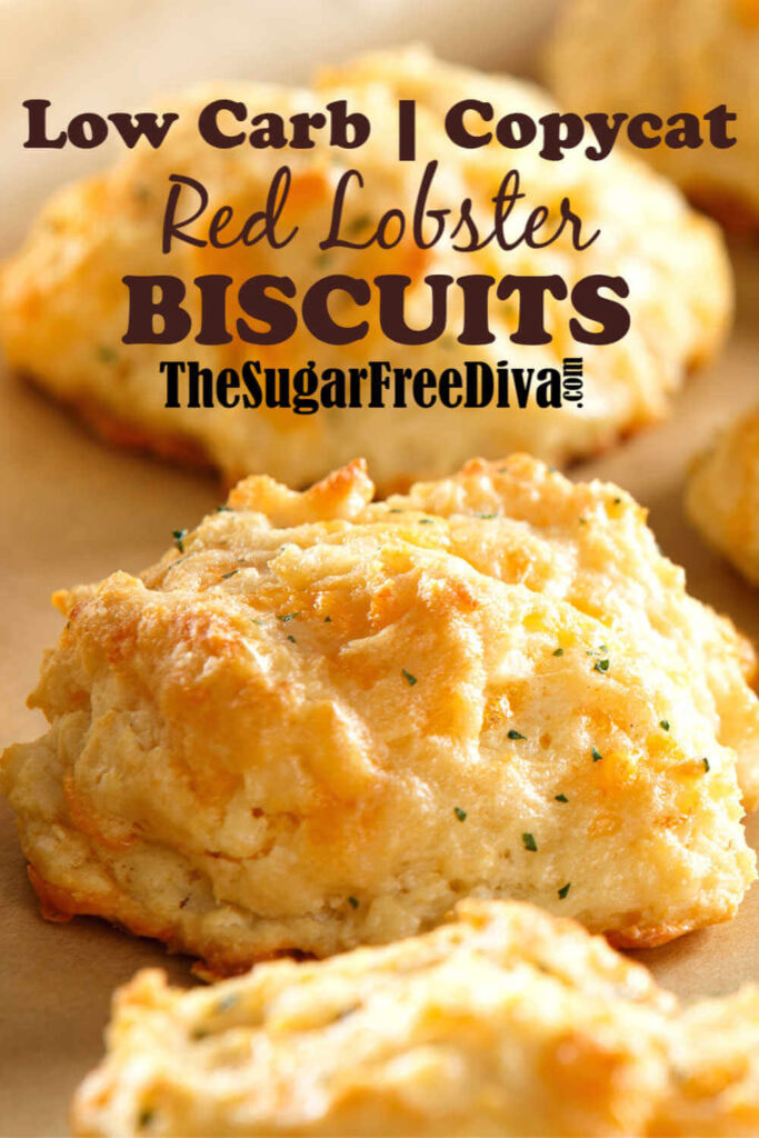 Low Carb Copycat Red Lobster Biscuits